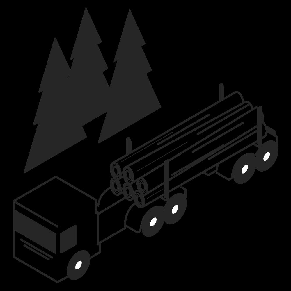 bosbouw-bosontinning-boslier-boswagen-bomenwagen-remorque-forestiere-debardage