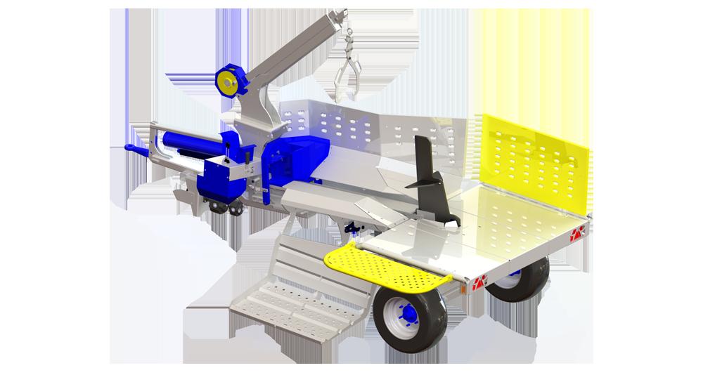 Binderberger-GI-33-horizontale-kloofmachine-kliefmachine-fendeuse