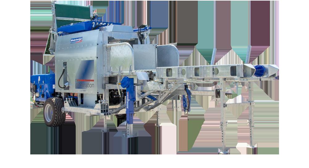 binderberger zaagkloofmachine combine scie fendeuse SSP520 pro